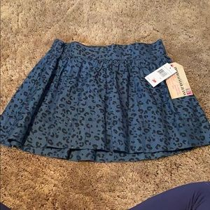 Kid's Skirt with Shorts Underneath
